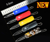 Mini Microtech A161 Key Automatic knife (7 colour) double ac...