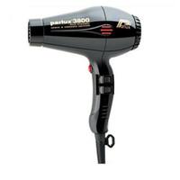 Profesional Secadores de pelo Alta potencia 2000W cerámica Lonic Hair Blower Salon herramientas de estilización Negro Rojo Color US UK Plug
