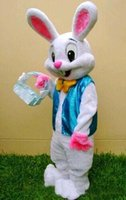 Easter bunny mascot costume fancy dress Interesting clothing...