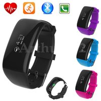 X16 Real- time Heart Rate Smartband Bluetooth4. 0 Smart Band S...