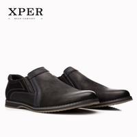 XPER Brands Fashion Luxury Men Flats Shoes Slip- on Mocassins...