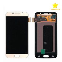 For Samsung Galaxy S6 LCD Display Touch Screen Digitizer Tou...