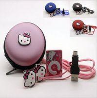 2017 Fashion Mini Hello Kittyc Music Player With Hello Kitty...