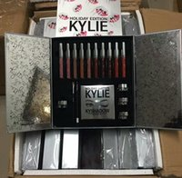 2017 Kylie Holiday Big Box Collection Kit Matte Kylie Jenner...