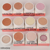 Colourpop Face Monochrome highlighter makeup High gloss eye ...