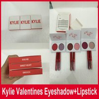 Kylie New Kyshadow Valentines Collection Two Colors Kyshadow...