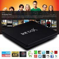 Android TV Box 2gb 16gb Amlogic S905X Quad Core Internet TV ...