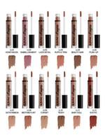 2017 Lèvres à lèvres à longue durée NYX Lèvres à lèvres mattes à lèvres mattes