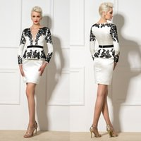 Long Sleeves Short Mother Of The Bride Dresses For Weddings ...