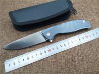 Folding knife F95 IceBreaker D2 blade Knives Titanium Alloy ...