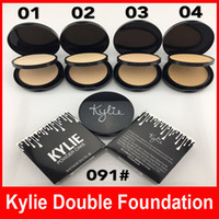 Kylie Pressed Face Powder Foundation Double Layer Bronzer Br...