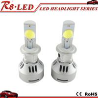 2016 Auto High Power Led Headlight H4 H7 H8 H11 H13 HB3 HB4 ...