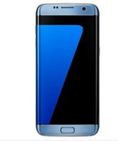 S7 край смартфон Изогнутый экран разблокирована 5,5 дюйма 4G LTE MTK6592 окта ядра 64Bit Android 6.0 3G + 64G ROM Синие коралловые телефоны