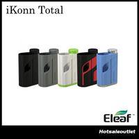 Authentique Eleaf iKonn corps de la batterie totale Powered by unique 18650 Batterie Meilleur match avec ELLO Mini Tank 100% Original