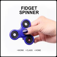 Juguete grande de la hilandería toyEDC del dedo del hilandero de la mano del hilandero de EDC Fidget de la venta para los juguetes de la ansiedad de la descompresión Juguetes libres de DHL