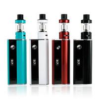Оригинальный Amigo Vogue 50W II Комплекты E сигарет Стартовые наборы 50W Box 2200mAh батареи Mod в 1.6ml Mini Polestar Форсунка 5 цветов