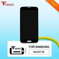 Écran LCD d'origine + numériseur à écran tactile pour Samsung Galaxy S5 G900 G900 G900 G900 G900 G900 G4 G900 G900 GV 100% Testé