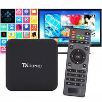 TX3 Pro Android TV Box Amlogic S905X Quad Core 64Bit Android...