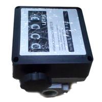 Wholesale- FM- 120 4- bit G1 Digit Diesel Fuel Oil Flow Meter,...