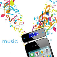 Wholesale- 2016 Wireless 3. 5mm LCD Display Car Radio MP3 Pla...