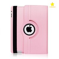 iPad Cover Case 360 Degreen Rotating Mutil Angle Stand Holde...