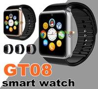 GT08 Smart Watch Wristband Bluetooth Bracelet With Pedometer...