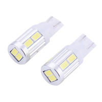 100X T10 10SMD 6SMD 5730 5630 canbus with Lens Wedge Auto Ca...