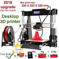Pro New Upgrade desktop 3D Printer Prusa i5 Size 220*220*240...
