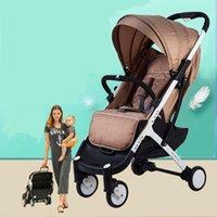 Hot sell Yoyaplus baby stroller Light Folding baby the 4runn...