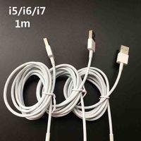 1m 3FT Câble Micro USB Câble Câble Câble USB Chargeur V8 Ligne de chargement pour Android Samsung S6 S7 Tout téléphone 4/5/6/7 Haute Quaité