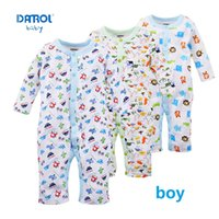 3 pieces lot 0T- 1T Danrol Boys and Girls High quality romper...