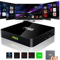 M9S kodi tv box Android6. 0 S905X Quad- Core 1G+ 8G Smart Mini ...
