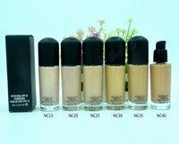 HOT Makeup Face Hyper Real Spf15 Foundation Liquid 30ML DHL ...