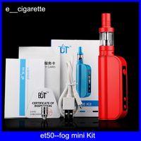 ECT 50 Kit electronic cigarettes vape mod Starter Kit 50W 22...