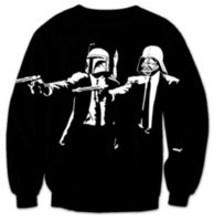 Wholesale- New Arrivals Mob Wars Crewneck Sweatshirts Fashio...
