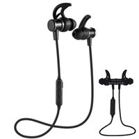 Fashion SLS-100 Écouteur bluetooth sans fil Bluetooth Headset Écouteur auditif mains libres avec microphone pour IOS Android Smartphone