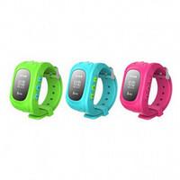Смарт Часы Дети Kid Anti-потерянный Q50 SmartWatch для ОС IOS Android смартфон GSM GPRS GPS Locator Tracker Guard Smartband Wristband