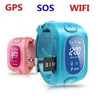 Y3 Montre intelligente pour enfants avec GPS / GSM / Wifi Triple Positionnement GPRS Surveillance en temps réel SOS bidirectionnelle pour enfant / enfants