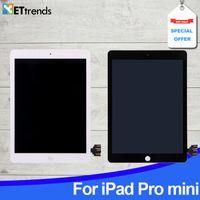 Grade AAA Écran LCD d'origine pour iPad Pro Mini (9.7) Écran à cristaux liquides Écran tactile Remplacement d'assemblage de numériseur DHL Livraison gratuite