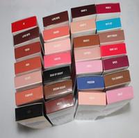 Nouveau 28 couleurs de maquillage Kylie rouges à lèvres Jenner kit lipgloss lipliner marque brillant à lèvres mat Liquide rouge à lèvres maquillage liner + lipgloss SMILE TRICK