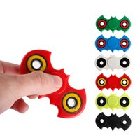 Bat.man Spinner à main Décompression Jouet doigts doigts spiraux Adultes Stress Relief Kids Gift with Retail