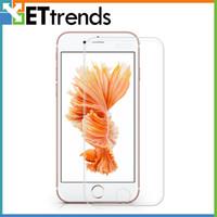 Protecteur d'écran en verre trempé plein écran plein de qualité AAA pour l'iPhone 6 6S 6Plus 6S Plus Film protecteur plein écran DHL Expédition libre