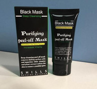 Black Suction Mask 50ml SHILLS Deep Cleansing purifying peel...