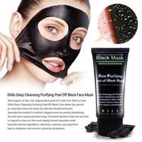 SHILLS Черноголовых маска, очищающий Черный отрывной маска, Черноголовых Remover Deep Cleanser, Угри маска, глубокий очиститель для лица угревая маска