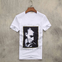 T Shirts Trend of The New Trend of The New Style of The Men&...