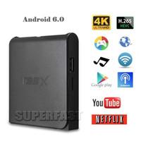 T95X 2G 8G Mini Smart Android 6. 0 TV Box HD Quad Core Amlogi...