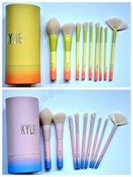 HOT Kylie Makeup Brush Cosmetic Foundation BB Cream Powder B...