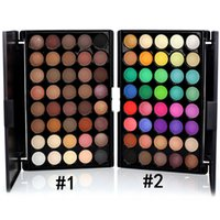 new 40 Color Eye Shadow Long Lasting Makeup Matte Pigment Cr...