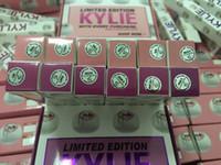 Nuevo Maquillaje Kylie Jenner Edición Limitada con cada compra Kylie Edición de Vacaciones Matte Liquid Lipstick 12 colores en stock 60pcs