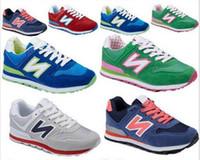 LIVRAISON GRATUITE de nouvelles chaussures de sport pour femmes Sports Chaussures décontractées Chaussures de sport N Nike B chaussures hommes et femmes taille 36-44